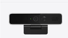 Webex Desk Camera